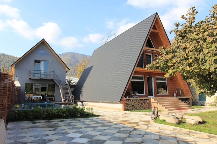 Ozel ve temiz Bir Villa