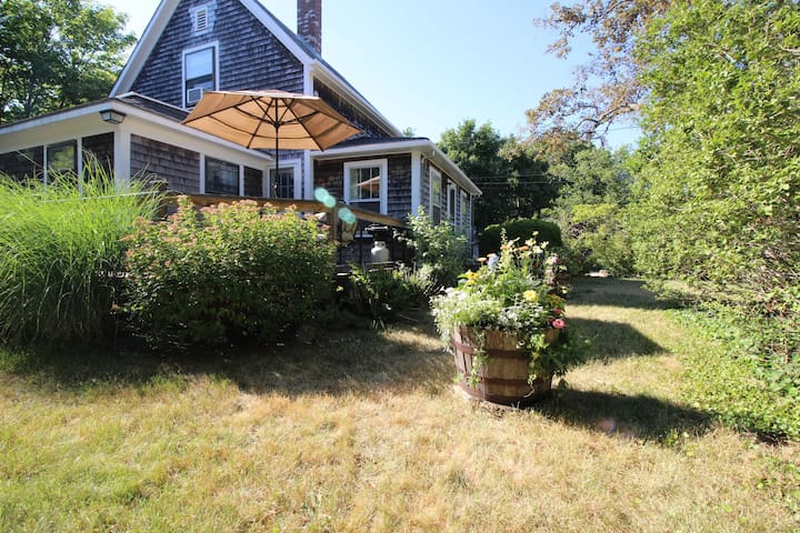 Authentic new england island home!