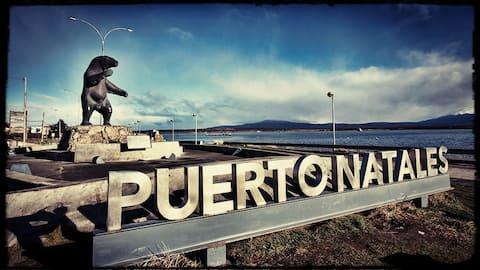 MonoAmbiente Puerto Natales Patagonia