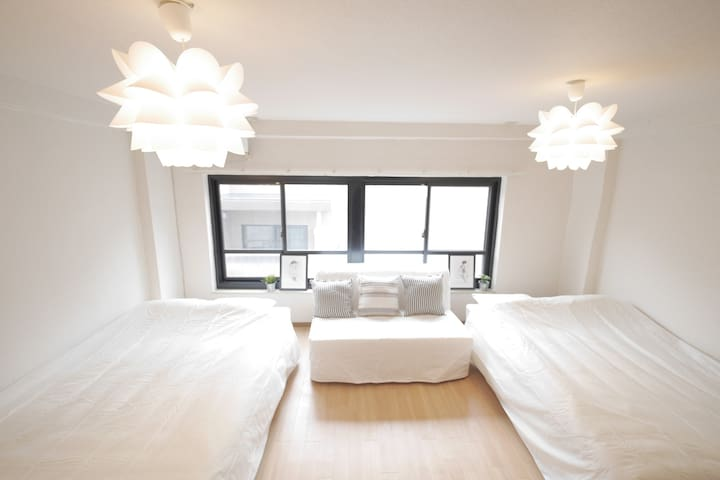 3mins to Station, Cozy room! - Shibuya-ku - Apartamento