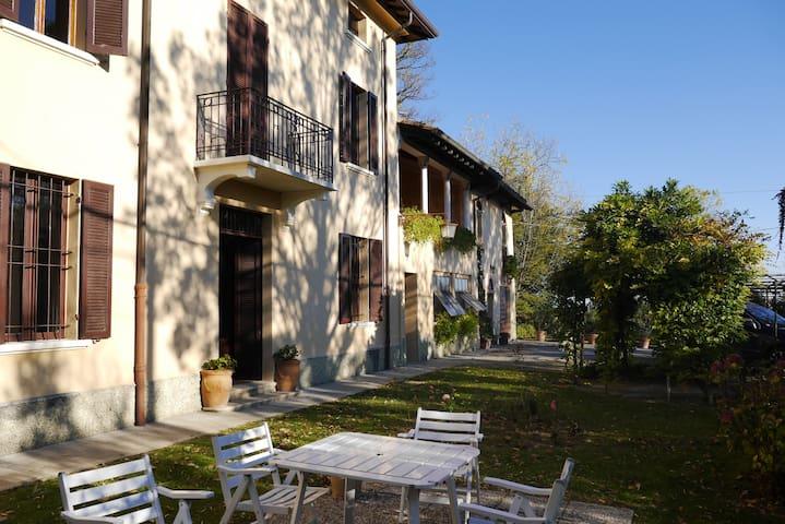 Casa di famiglia nella campagna a 15 km da Parma - Sala Baganza - Casa