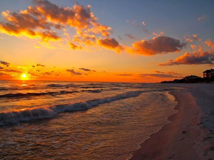 Jacksonville Beach Ocean Views & Ocean Breeze