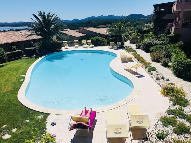 Grosser Swimmingpool /Big swimming pool