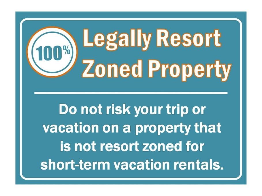 This place is 100% legal!  You should avoid illegal units that will put you at risk of cancellation or eviction.