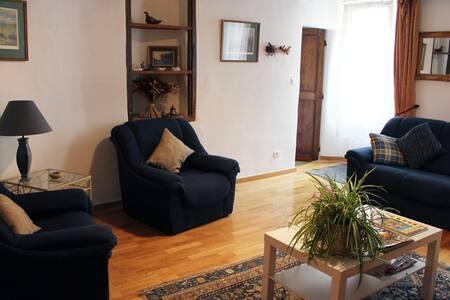 Appartement Ventoux, centre village - Mirabel-aux-Baronnies