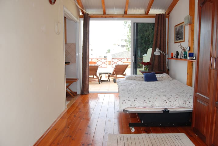Apartment with sea view in San Marcos / Tenerife - San Marcos - Leilighet
