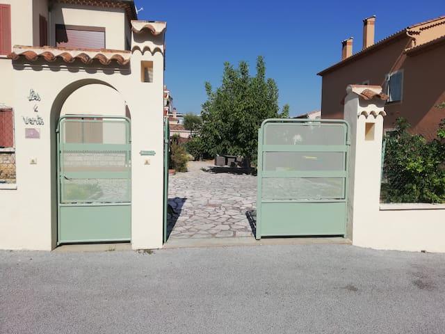 Les Arcs : logement dans villa, calme  confortable