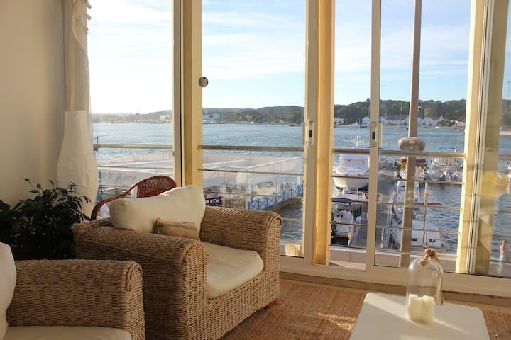 Chambre près de la mer , port Mahon - Maó-Mahón - Wohnung