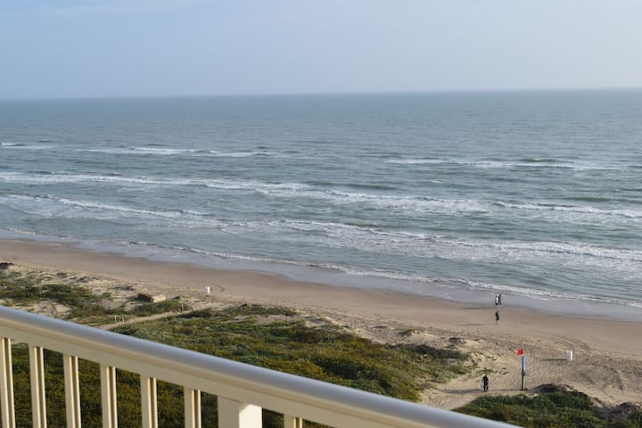 BEACHFRONT 2 BR CONDO 9TH FLOOR SPI - South Padre Island - Lägenhet