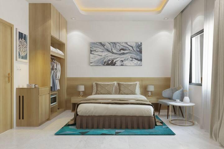 NGHI LAN HOTEL (Standard Double Room 1)