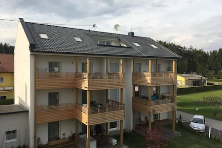 Studio-Apartment - in 3 Min. am See - Unterburg am Klopeiner See - 아파트
