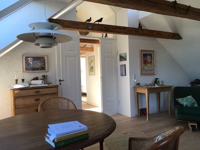 Bayview - Spacious 7-room family house - Stubbekøbing - House