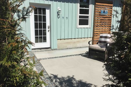 Very Private Couples getaway in Qualicum Beach
