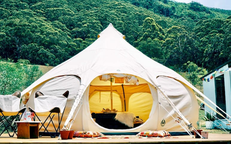 "Glamping ""Luna Belle Camp"""