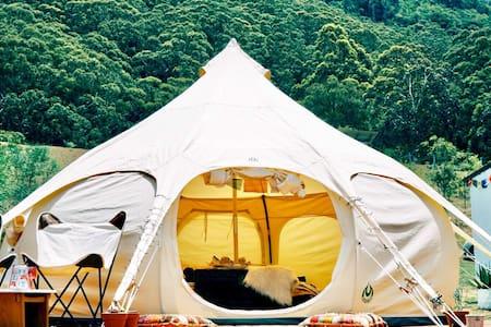"""Glamping """"Luna Belle Camp"""""""