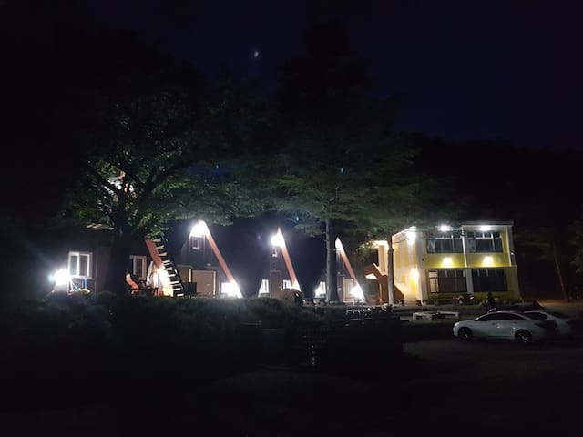 퀘렌시아캠핑펜션 101 Querencia camping & guest room