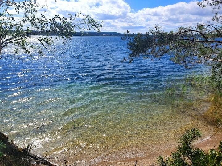 Gäste-/Ferienwohnung am Haselbacher See