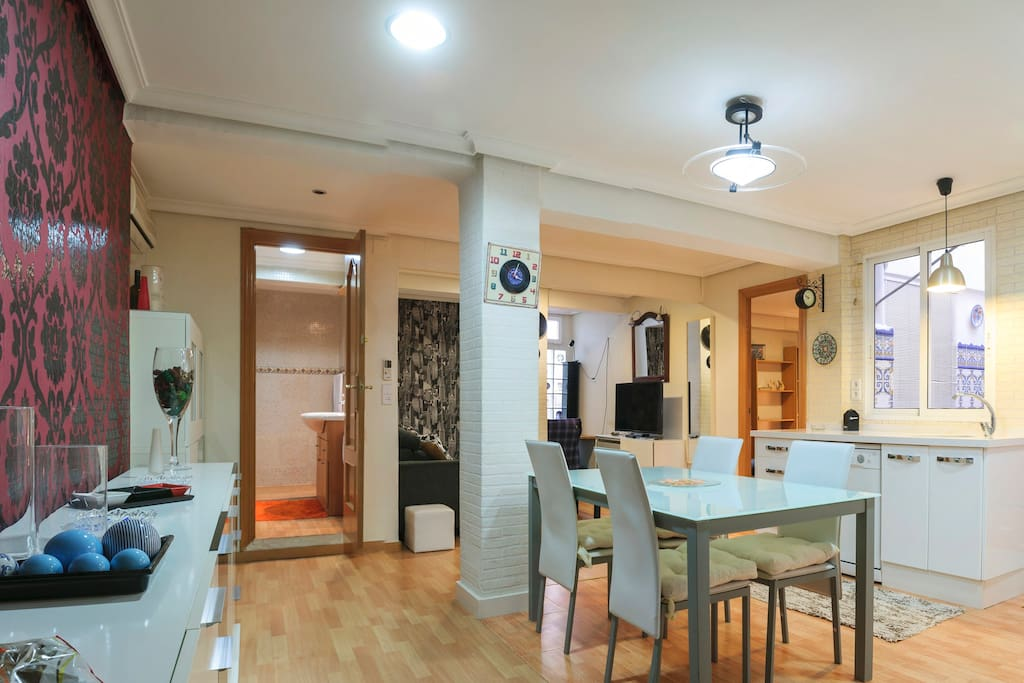 Apartment in downtown Valencia - Apartments for Rent in ...