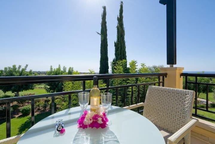 Nesoi - Amazing apartment with breath-taking views. - Kouklia - Huoneisto