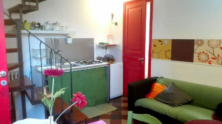 Casa La Vetere Suite Red (comfy and central)