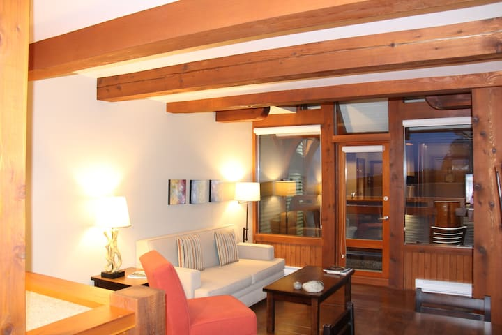 Eagleview ( Waterfront Accommodation ) - Ucluelet - Apartamento