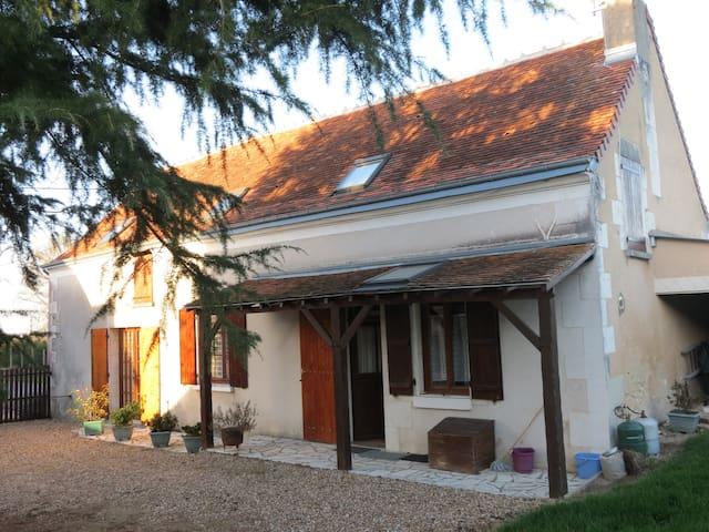 Le Breuil - Gîte de charme - Brenne - Clion - Haus