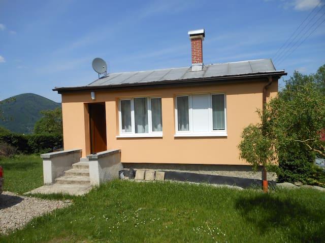 Chata v Kunčicích pod Ondřejníkem - Kunčice pod Ondřejníkem - Chatka w górach