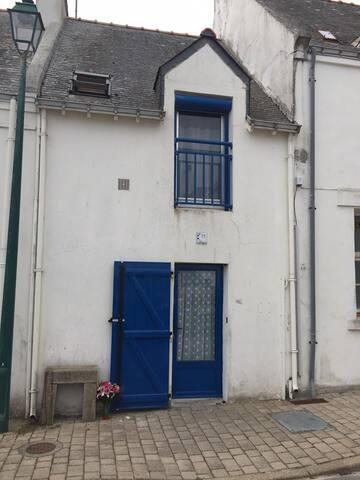 maison à louer proche côte sauvage - Quiberon - Talo