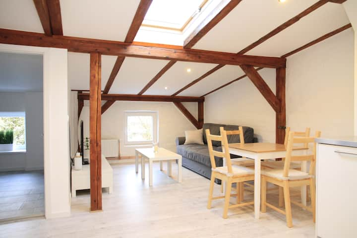 Gemütliche Dachgeschoßwohnung mit Altbaucharme