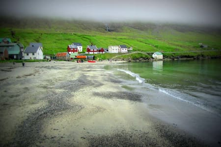 Tæt på havet :-) må opleves :-) - Árnafjørður