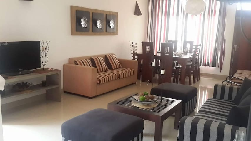 3BR Fully Furnished Cozy Apartment - (AB-3BR-A) - Sri Jayawardenepura Kotte - Appartement