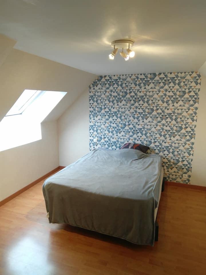 L'appartement confortable au centre d'Avranches