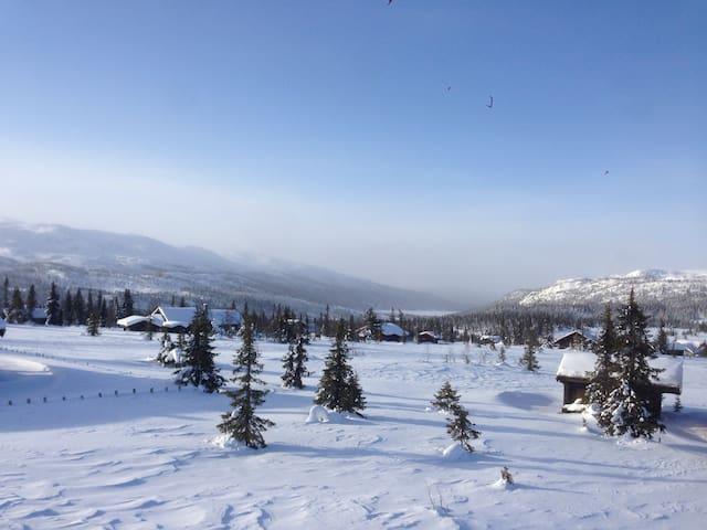 Synnfjell - Mountain Cabin