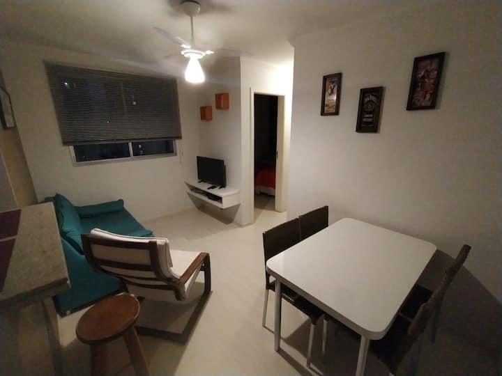 Apartamento 2 quartos c/suíte Parque Industrial ZS