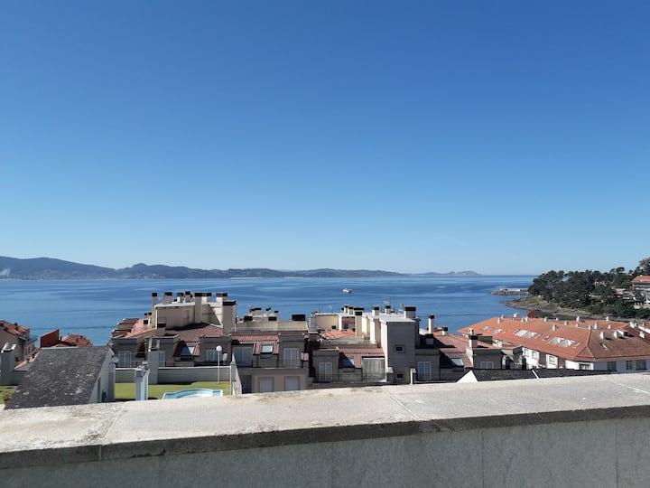 Apartamento Sanxenxo Beach