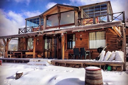 Wooden Mountain Lodge - Selimiye
