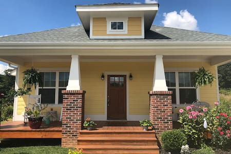 Charming Arts & Crafts Home-20 min downtown AVL