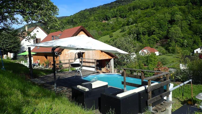 La Grange 4*, havre de paix au pied des Vosges - Lautenbach-Zell - Dom
