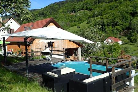 La Grange 4*, havre de paix au pied des Vosges - Lautenbach-Zell