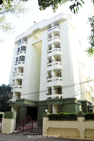 Luxury Penthouse overlooking Golf Club greens - Thiruvananthapuram - Apartamento