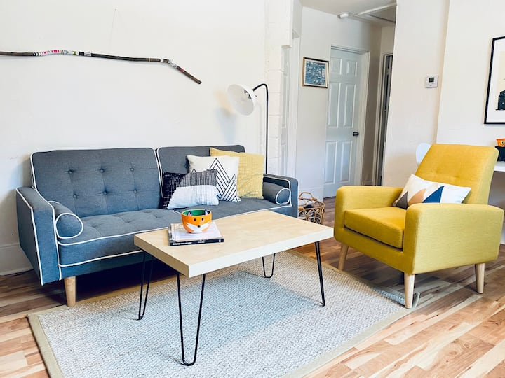 East Atlanta Village Apartment