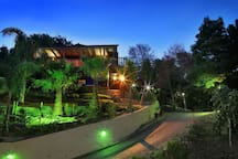 Knysna Lodge Self Catering - Main House: you will have the entire house to yourselves.