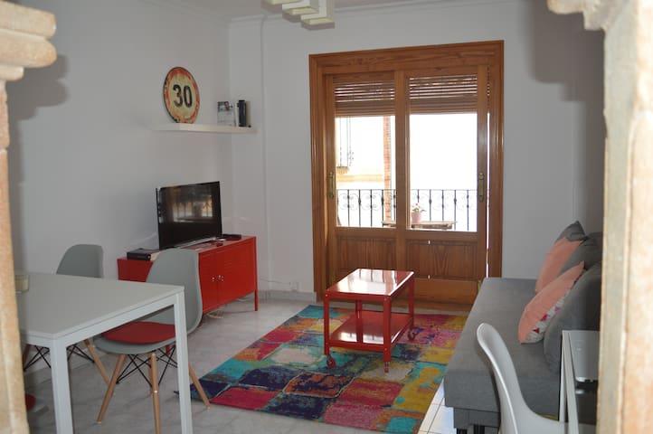 Apartamento casco antiguo de Javea - Xàbia - Leilighet
