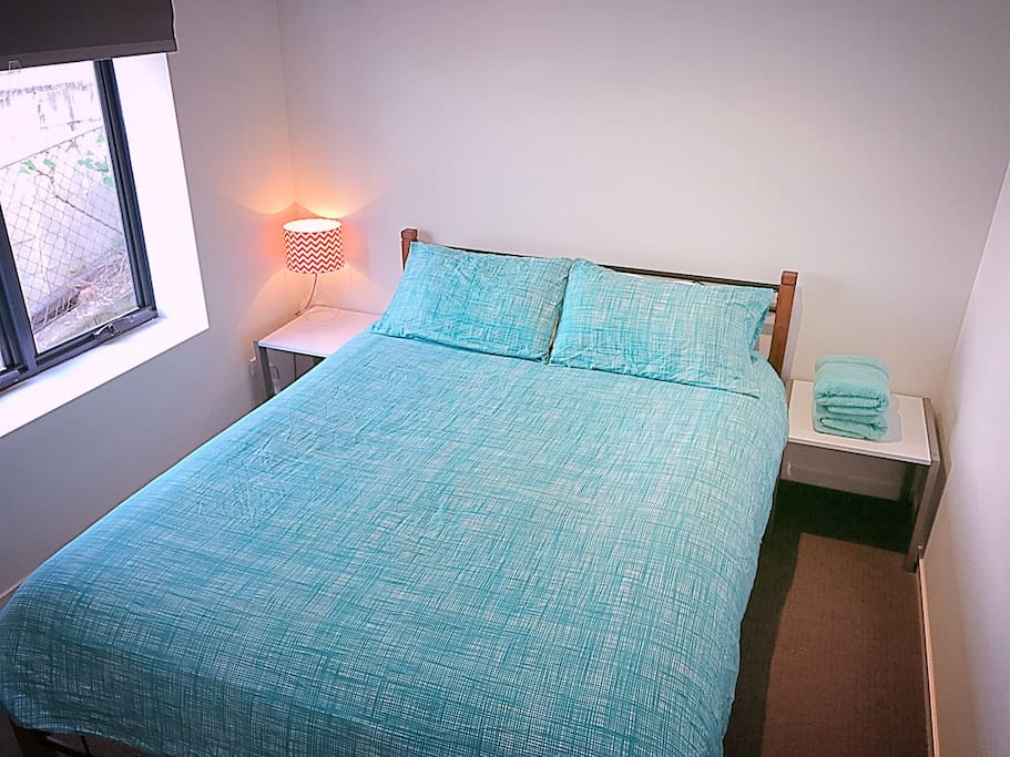One of our comfy bedrooms :)