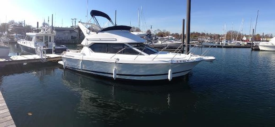=Luxury Romantic Yacht 7min to SFO= - South San Francisco