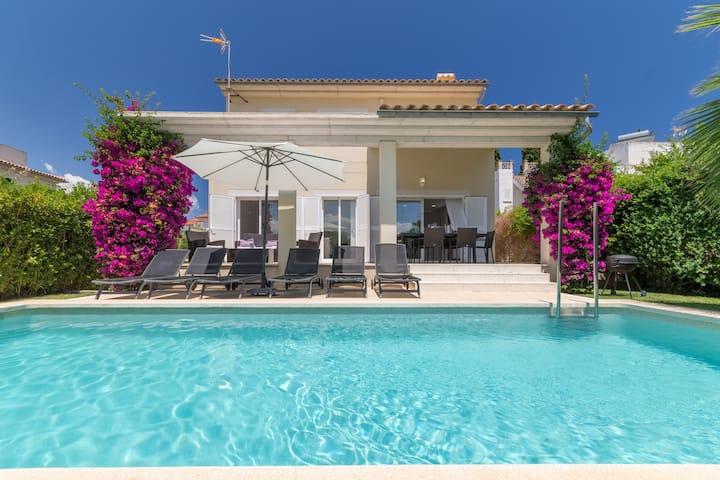 NEW! Brisa de Mar II, Villa 5StarsHome Mallorca