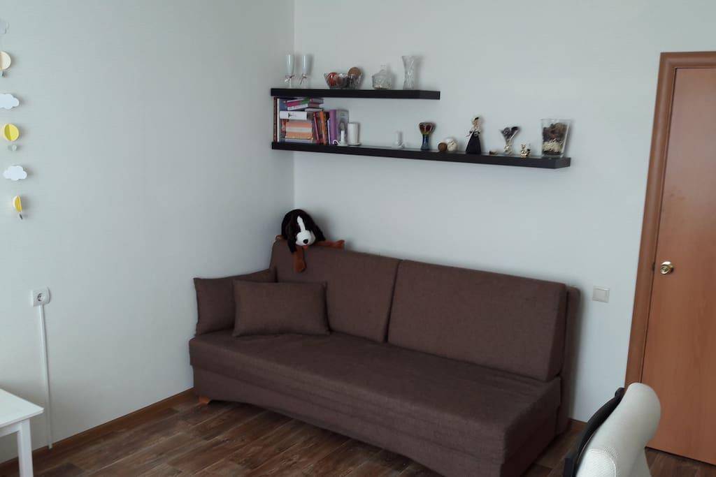Комната (2 дивана)