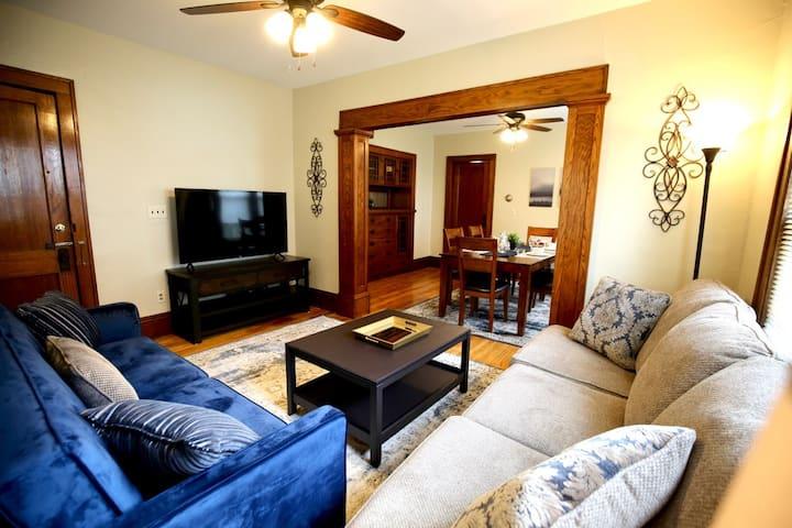 Seward Suites - 1 - Near DT/River/UofM/Lakes