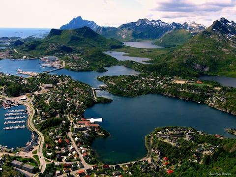 Nær# Fjorden#Svolvær