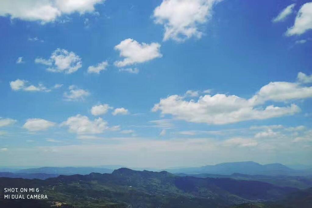 云上丶度假